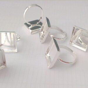 Кольцо для клея металлическое Design Lashes